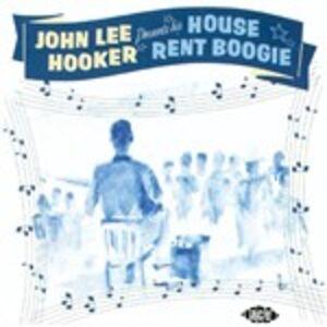 CD House Rent Party di John Lee Hooker
