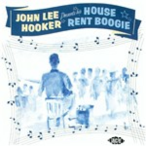 CD House Rent Party di John Lee Hooker