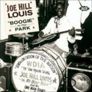 Foto Cover di Boogie in the Park, CD di Joe Hill Louis, prodotto da Ace