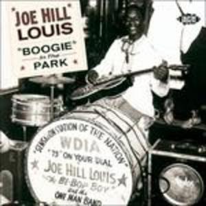 CD Boogie in the Park di Joe Hill Louis