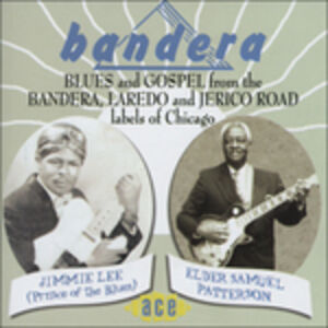 CD Bandera Blues & Gospel