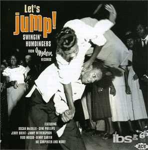CD Let's Jump