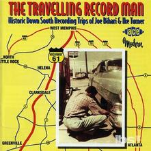 Travelling Record - CD Audio