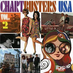 CD Chartbusters Usa vol.2