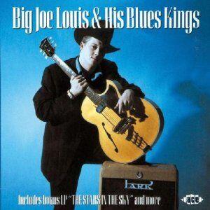 Foto Cover di Big Joe Louis and His Blues Kings. The Star, CD di Big Joe Louis, prodotto da Ace