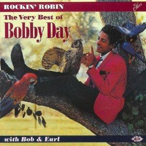 CD Rockin' Robin di Bobby Day