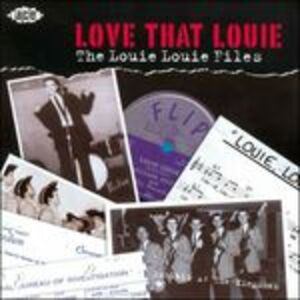 CD Love That Louie