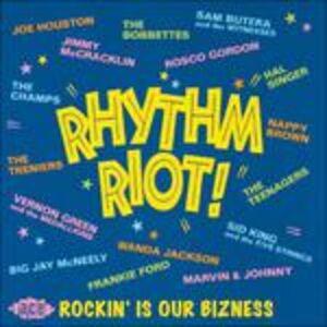 CD Rhythm Riot!  0