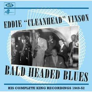 CD Bald Head Blues di Eddie Cleanhead Vinson 0