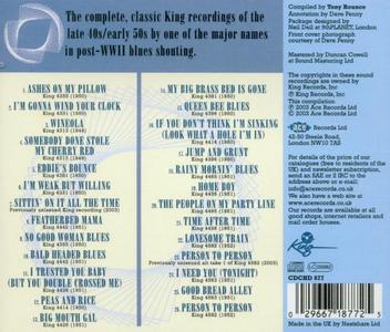 CD Bald Head Blues di Eddie Cleanhead Vinson 1