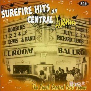 CD Surefire Hits on