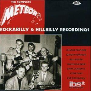 CD Complete Meteor Rockabill