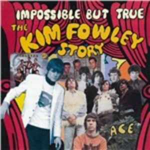 CD Impossible but True di Kim Fowley