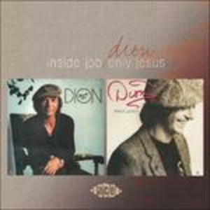 CD Inside Job - Only Jesus di Dion 0