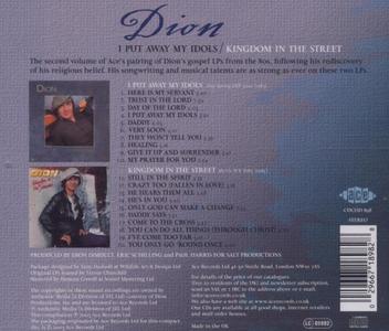 CD I Put Away My Idols-Kingdom di Dion 1