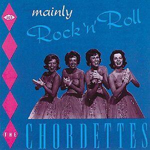 Foto Cover di Mainly Rock 'n' Roll, CD di Chordettes, prodotto da Ace