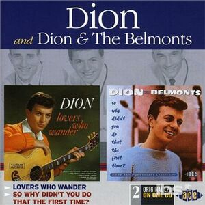 CD Lovers Who Wanders di Dion