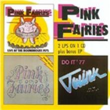 Live at the Roundhouse - CD Audio di Pink Fairies
