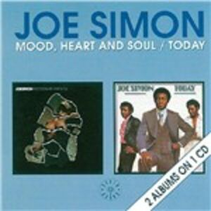 CD Mood Heart & Soul - Today di Joe Simon