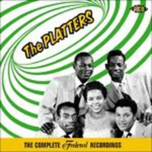 CD Complete Federal Recordings di Platters 0