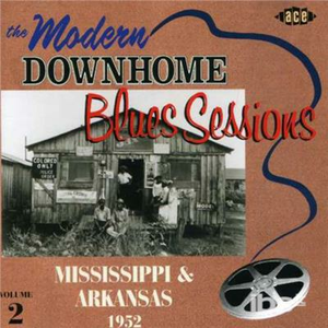 CD Modern Downhome Blues Sessions