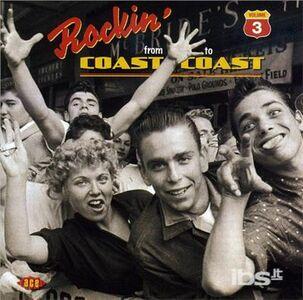 Foto Cover di Rocking from Coast vol.3, CD di  prodotto da Ace
