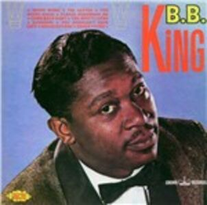 Foto Cover di B.B. King, CD di B.B. King, prodotto da Ace