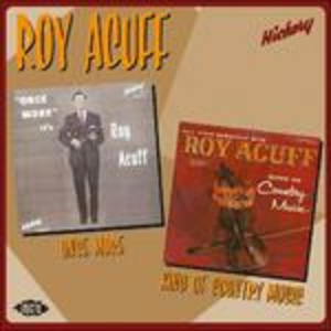 CD Once More it's Roy Acuff - King of Country Music di Roy Acuff