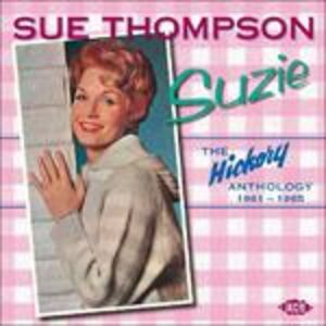 CD Suzie di Sue Thompson