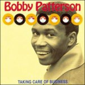 CD Taking Care of Business di Bobby Patterson