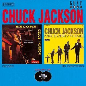 Foto Cover di Encore - Mr. Everything, CD di Chuck Jackson, prodotto da Kent