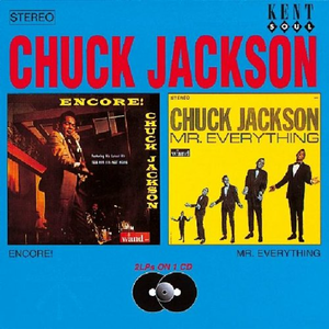 CD Encore - Mr. Everything di Chuck Jackson