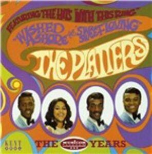 Foto Cover di The Musicor Years, CD di Platters, prodotto da Kent