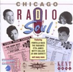 CD Chicago Radio Soul
