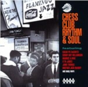 CD Chess Club Rhythm & Soul