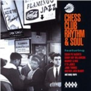 CD Chess Club Rhythm & Soul