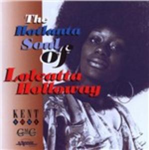 CD The Hotlanta Soul of di Loleatta Holloway