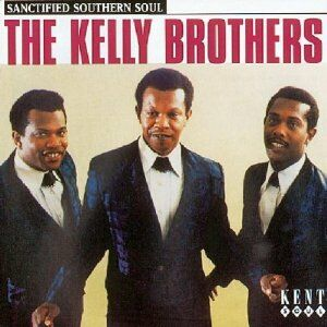 CD Sanctified Southern Soul di Kelly Brothers