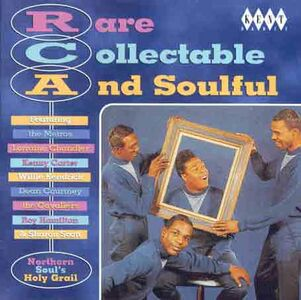 CD Rare, Collectable & Soulful