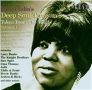 CD Deep Soul Treasures Taken from the Vaults