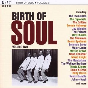 CD Birth of Soul vol.2