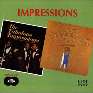 CD Fabulous Impressions - We're a Winner di Impressions