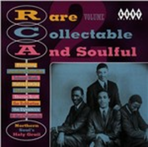 CD Rare, Collectable & Soulful vol.2