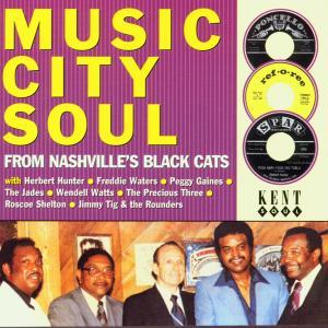 CD Music City Soul