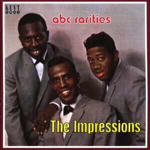 CD Abc Rarities di Impressions