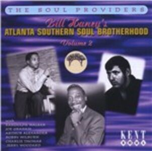 CD Atlanta Southern Soul Brotherhood 2