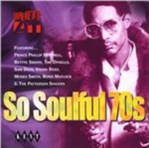 CD So Soulful 70's