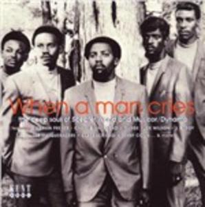CD When a Man Cries