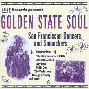 Foto Cover di Golden State Soul, CD di  prodotto da Kent