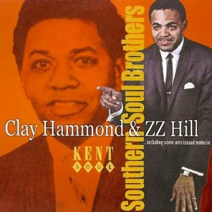 CD Southern Soul Brothers ZZ Hill , Clay Hammond